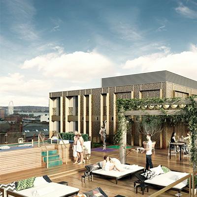 Work starts on £20m hotel development
