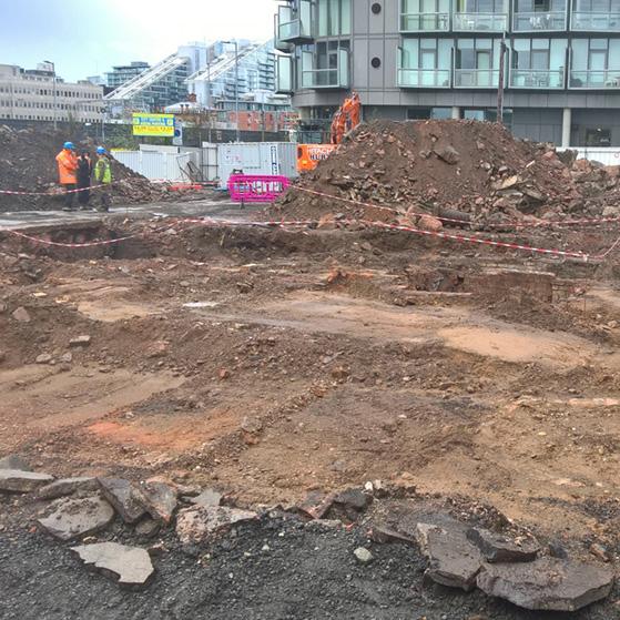 Main work set to start on The Residence in September