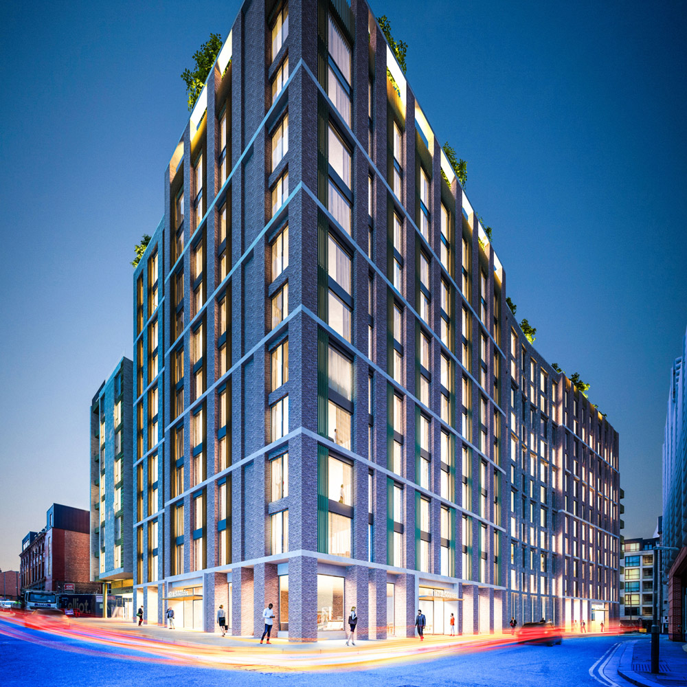 Green Light for £36m Liverpool Apartments