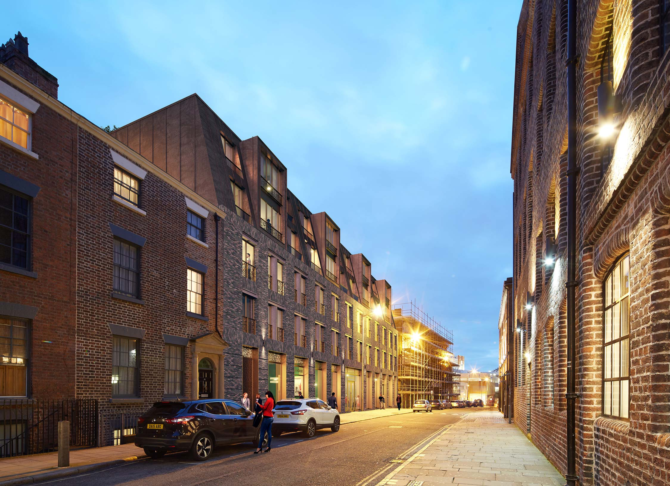 Seel Street Hotel by EPIC, Liverpool